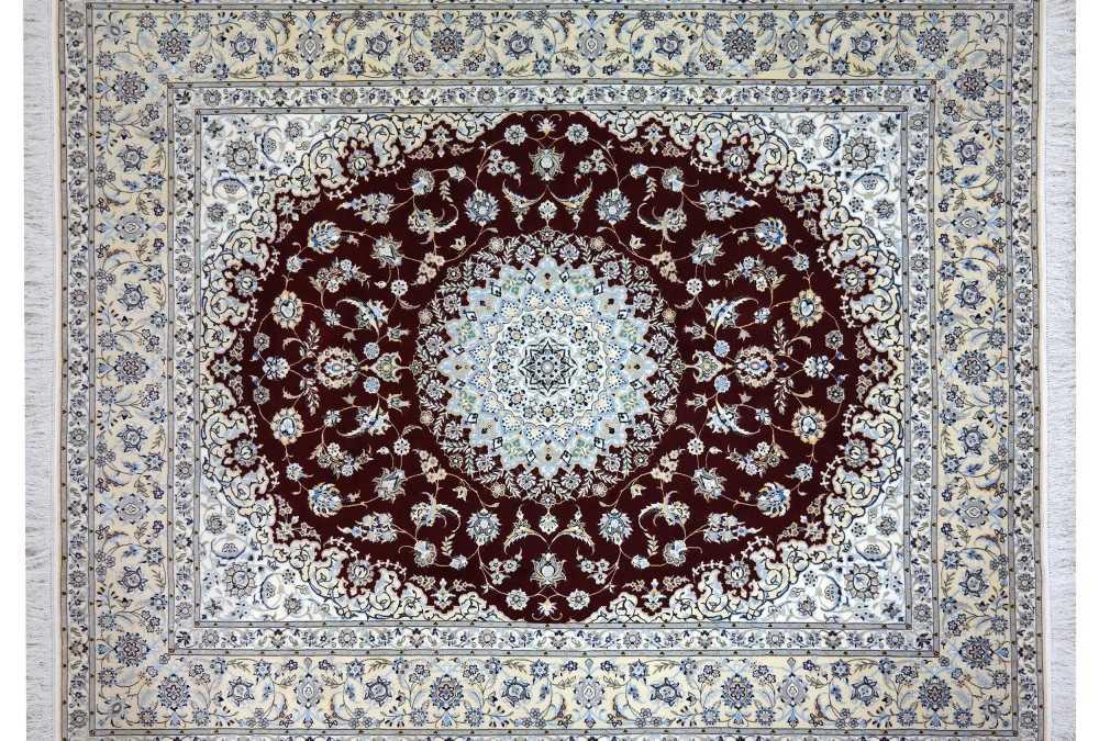 Le origini del tappeto Nain