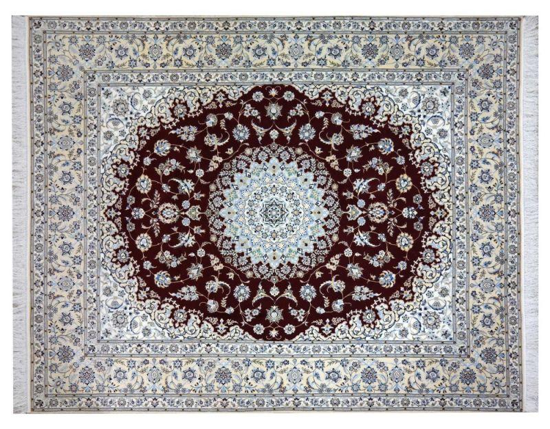Tappeto nain negozio tappeti persiani ed orientali nord milano - Tappeti persiani milano ...