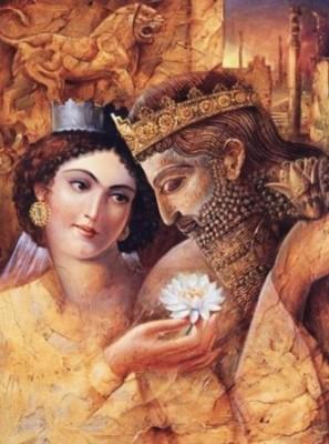 Una storia di San Valentino in salsa Persiana