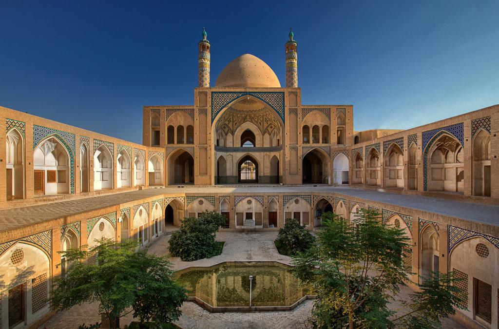 Kashan: i tappeti del deserto persiano