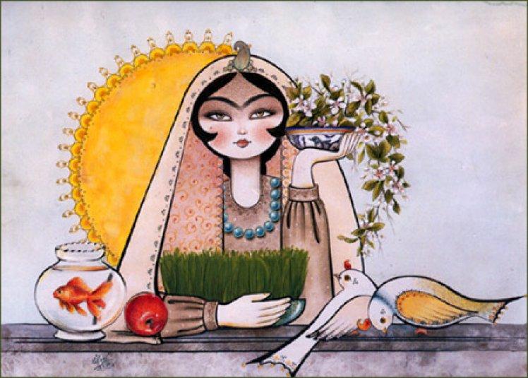 20 Marzo: Capodanno Persiano