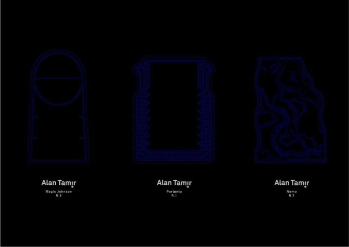 Fuorisalone 2016: i tappeti moderni di Alan Tamir