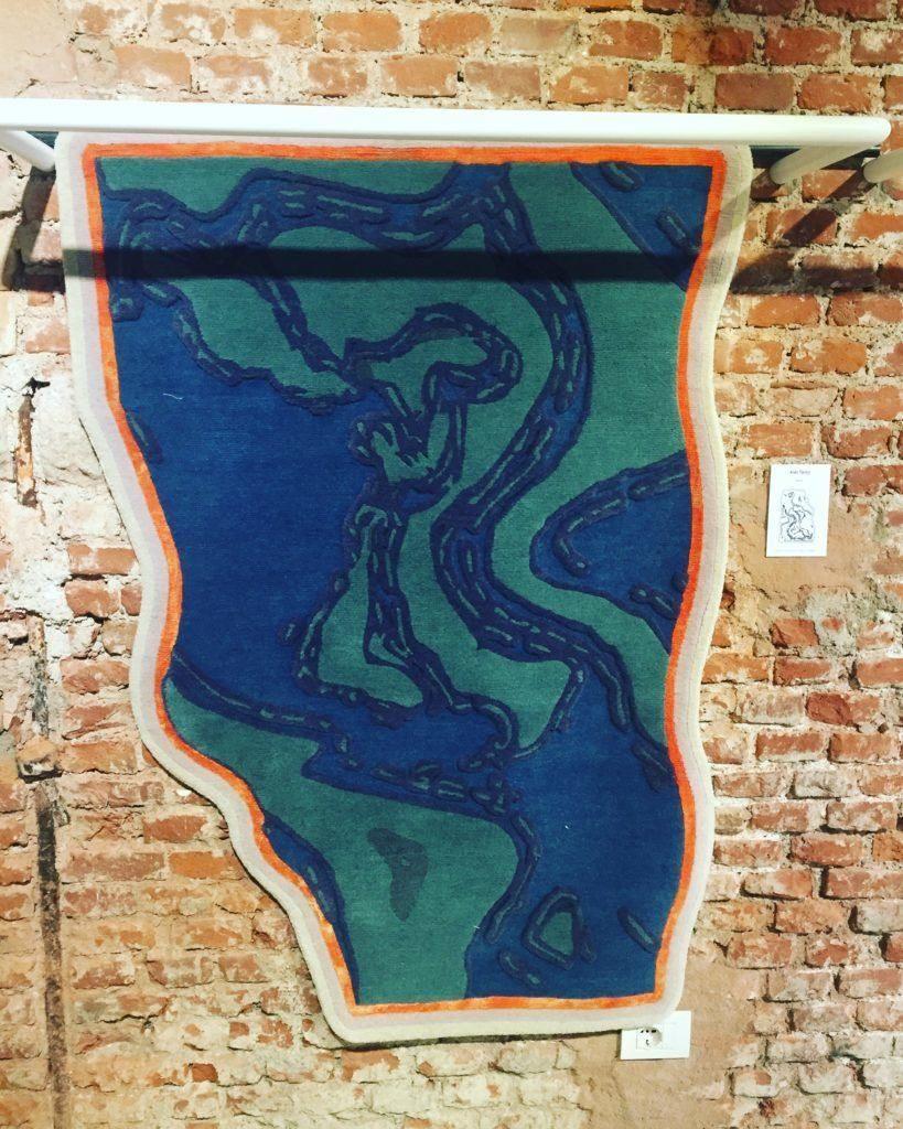 Fuorisalone 2016: i tappeti moderni di Alan Tamir 44