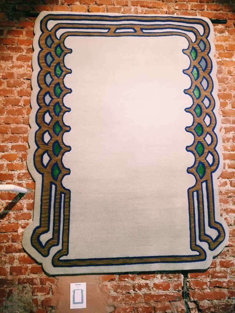 Fuorisalone 2016: i tappeti moderni di Alan Tamir 67